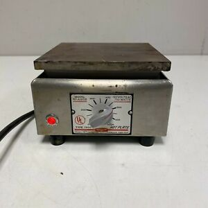 Thermolyne Hot Plate Model Hp a1915b Type 1900 115v Ac 700w Vintage Tested