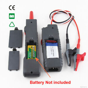 Nf 820 High Low Voltage Wire Tracker Tester Locate The Underground Cable Test