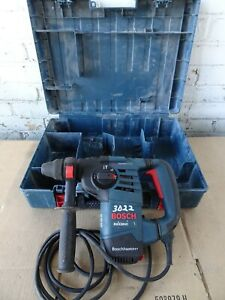 Bosch Rh328vc 1 1 8 inch Sds Rotary Hammer With Vibration Control Hammer Drill