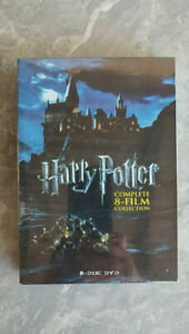 Harry Potter: Complete 8 Film Collection DVD New Factory Sealed US Seller $21.99