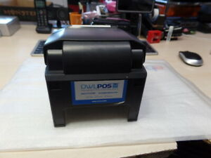 Awesome Star Tsp650 Receipt Printer With Power Supply