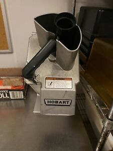 Hobart Fp100 Food Processor With 7 Blades