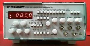 Bk Precision 4040a 40401057405112125 20mhz Sweep function Generator