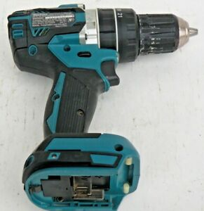 Makita Tools Dhp484 Lxt1 2 Hammer Drilldriver Brushless Excellent