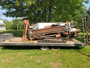 Ditch Witch Jt920l Directional Drill