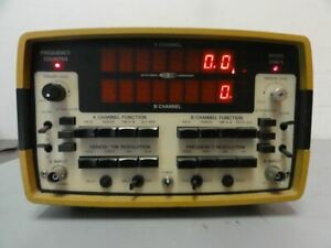 Systron Donner 6361a Frequency Counter