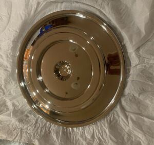 1968 1969 Amc Amx 390 Air Cleaner Chrome Cover Re Production New 100 Made