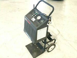 Robinair 34134 2k Spx Refrigerant Recovery Recycling Recharging Station R 134a