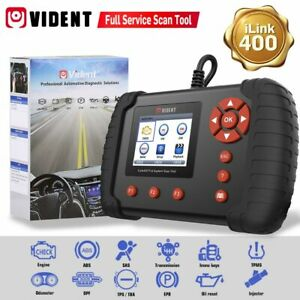 Vident Ilink400 For Gm Chevrolet Cadillac Diagnosis Scanner Tool Code Reader Srs