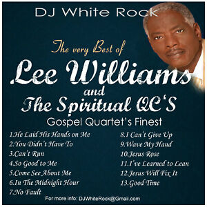 Very best of Lee Williams amp; The Spiritual QC#x27;s $10.00
