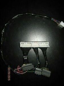 1989 92 7mgte Greddy Emanage Blue Plug And Play Harness Ignition Module