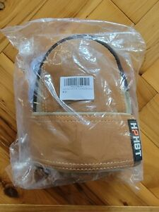 Hphst Leather Knee Pads With Eva Padding One Size Fits All Brand New