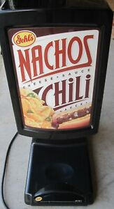 Gehl s Nacho Cheese Chili Dispenser Missing Some Small Parts Free Shipping
