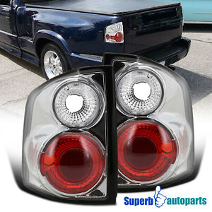 For 1994 2004 Chevy S10 Gmc Sonoma Replacement Tail Lights Replacement Fits Gmc Sonoma