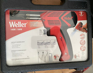 Used Very Good Condition Weller 9400pks Soldering Iron Kit electric 100 To 140w