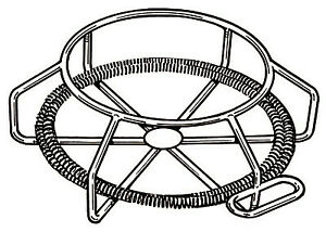 Drain Cleaner Cable Carrier Holds 75 Ft Of 7 8 In Cable C 10
