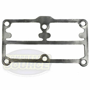 Head To Valve Plate Gasket Quincy Oem Part 114201 001 For Model Qts3 Qts5 Pumps