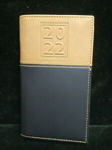 New 2022 Pocket Pal With Pad Calendar Personal Planner Diary Free Shipping