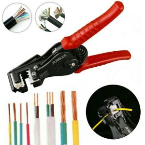 Hand Tools Wire Stripper Pliers Plastic carbon Steel Electrical Accessories