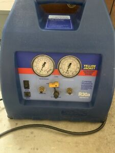Yellow Jacket Refrigerant Recovery System R30a