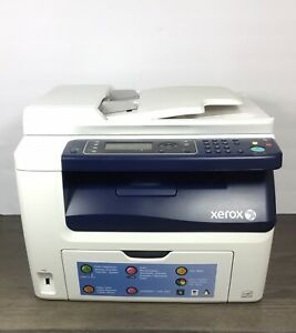 Xerox Workcentre 6015 Color All In One Copier Printer Scan Fax free shipping