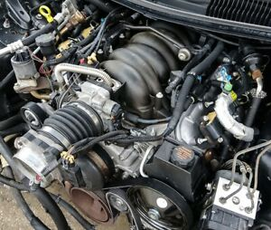 1999 Camaro 57l Ls1 Complete Engine Motor Drop Out With Ecm Harness 263k Miles Fits Camaro