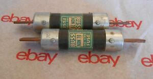 Lot Of 2 Buss Non 70 Fuse 70 Amp 250v Or Less One Time Fuse