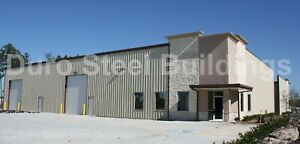 Durobeam Steel 100 x80x16 Metal Prefab Clear Span Building Made To Order Direct