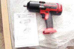 Snap On 18v 1 2 Drive Monsterlithium Cordless Impact Gun Wrench Cteu8850a New