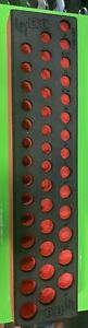 Snap On Tools Foam Organizer Tray For 42pc 1 4 Drive 4mm 15mm Metric Sockets
