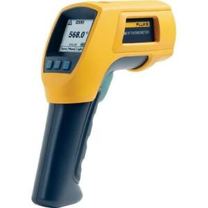 Fluke 568 Contact And Infrared Temperature Thermometer