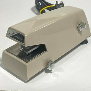 Vintage Swingline 67 Electric Heavy Duty Commercial Stapler Tested Excellent