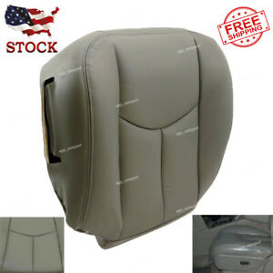 Fits Chevy Tahoe Suburban Gmc Yukon 03 06 Driver Bottom Seat Cover Replacement