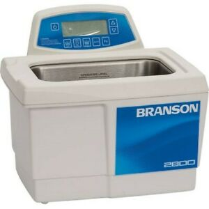 Branson Cpx2800h Ultrasonic Cleaner With Digital Timer And Heat 0 75 Gal