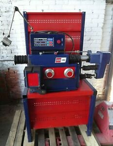 Ammco 2002 Computerized Disc Drum Brake Lathe With Stand Nice