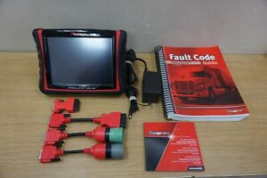 Snap On Pro Link Ultra Heavy Duty Diagnostic Scanner With Software Eehd184040