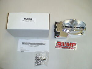 18 21 Mustang Gt Vmp Tuning Twin 69mm Dual Blade Throttle Body Supercharged 5 0