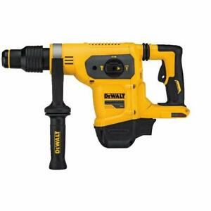 Dewalt Dch481br 1 9 16 Sds Max 60v Cordless Combination Rotary Hammer Tool Only