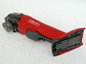 Hilti Ag 500 a22 Angle Grinder 21 6v Preowned Tool Body Only Good Condition