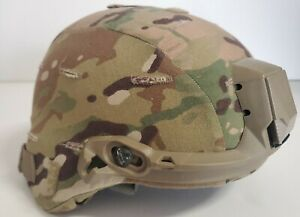 Revision Ballistic Military Helmet Camo Pre Owned *See Photos* $699.99