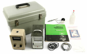 Reuters Stokes Wibjet Heat Stress Monitor With Original Hard Case Accessories