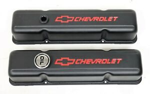 Proform 1958 1986 Sbc Small Block Chevy Tall Valve Covers Clearance