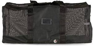 Line2design Mesh Firefighter Turnout Gear Bag With An All Impervious Bottom