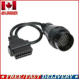38 Pin To 16 Pin Obd2 Obd Car Diagnostic Adapter Cable For Mercedes Benz