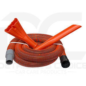 Mr Nozzle 12 Ft Vactool Kit Vacuum Hose Crevice Claw 1 1 2 Wet dry m100db