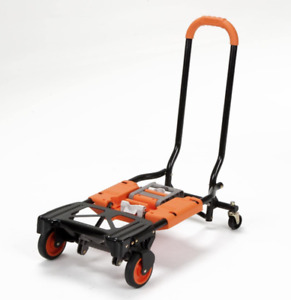 Cosco Shifter Multi position Heavy Duty Folding Hand Truck And Dolly