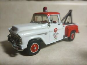 New Listingmatchbox Diecast Collectibles 1955 Chevy Tow Truck Texaco 143 Scale Nib