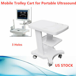 Brand New Mobile Trolley Cart For Ultrasound Imaging Scanner Cart Machine New
