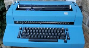 Vintage ibm Correcting Selectric Ii Electric Typewriter read for Parts As Is