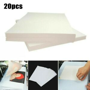 Inkjet Heat Transfer Paper Fabric Cloth Craft A4 Dye Sublimation 297x210mm New
